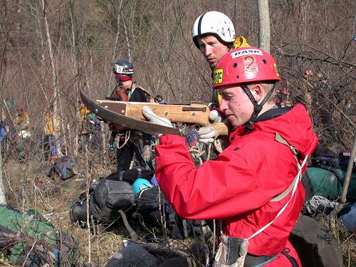ПСР – 2012. Всероссийских соревнований по поисково-спасательным работам